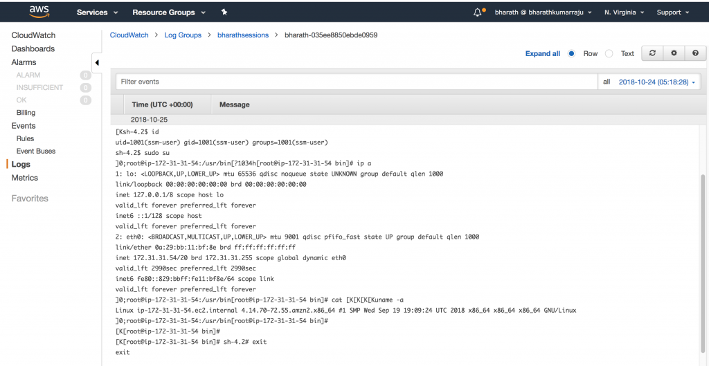 AWS SSM for Shell Access to EC2 – Bastion free & SSH Key free access